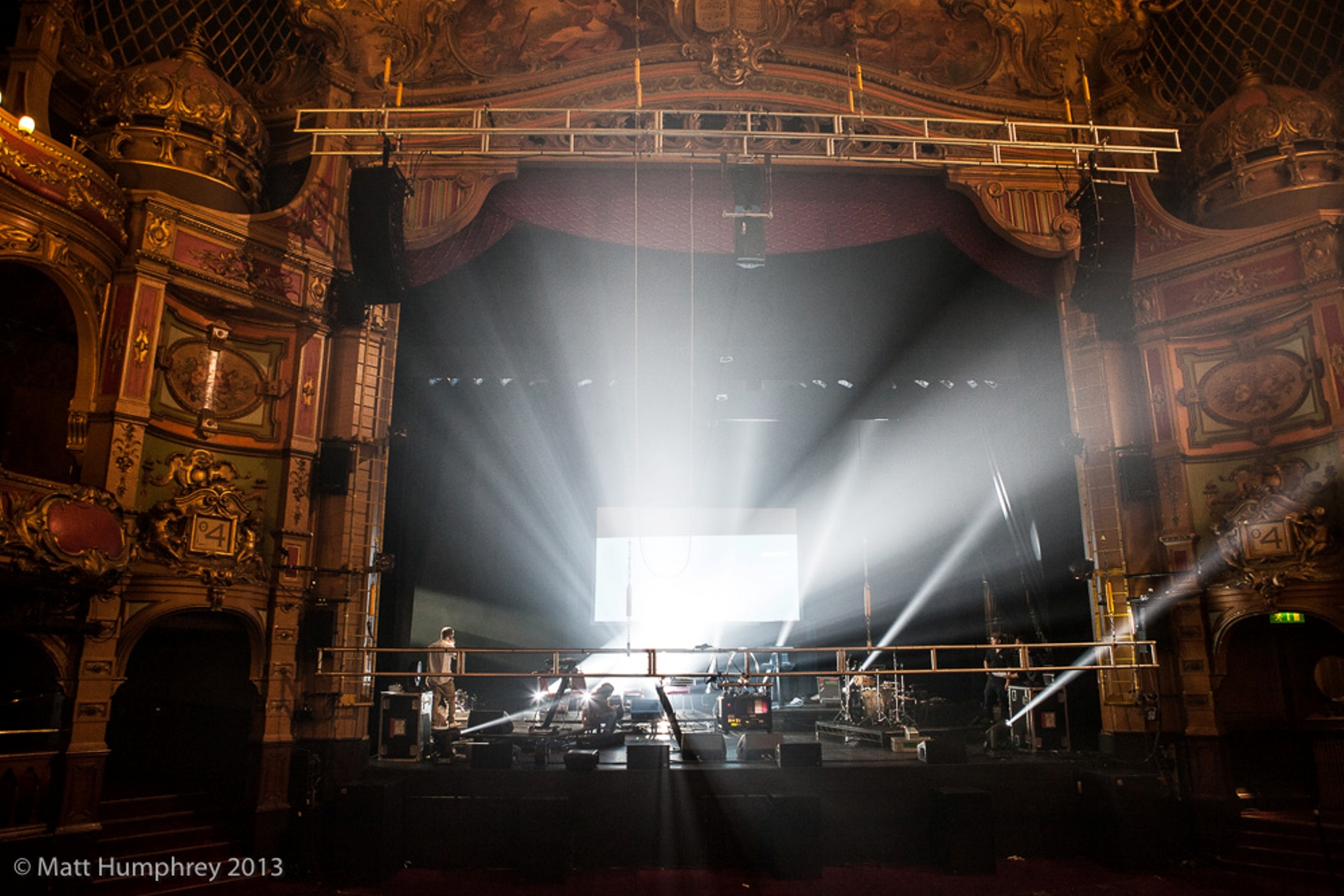 Hire - Hackney Empire