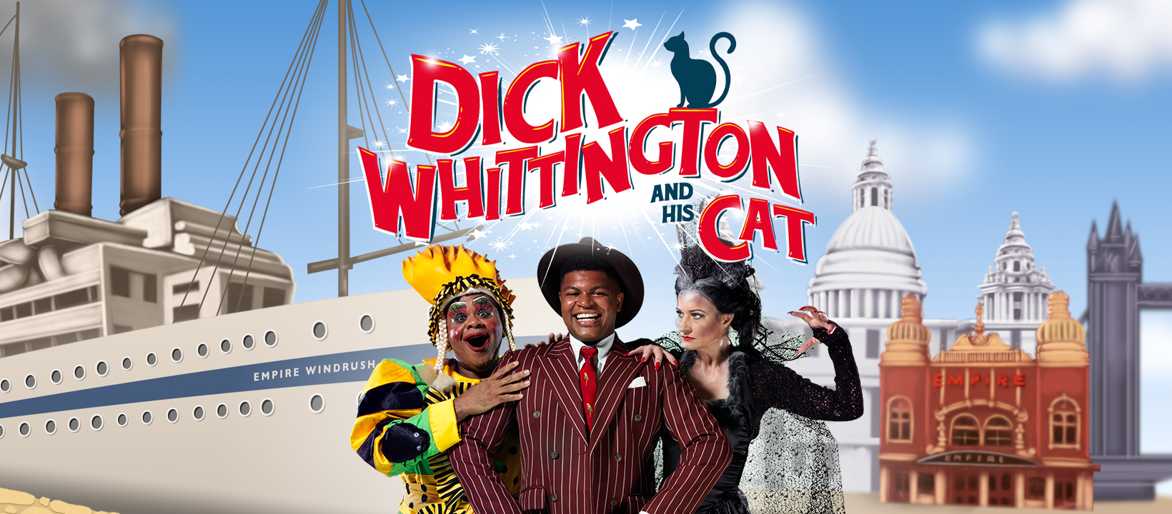 Image result for hackney empire panto 2019